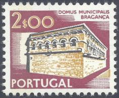 PORTUGAL 1972/5 MONUMENTS - 1910-... Republic
