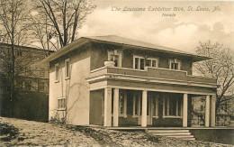 SAINT LOUIS   LOUISIANA EXIBITION 1904      NEVADA    ARCHITECTURE - St Louis – Missouri
