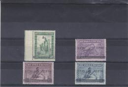 Ruanda Urundi - COB 114 / 17 ** - MNH - valeur 100 euros - tirage 9000 s�ries