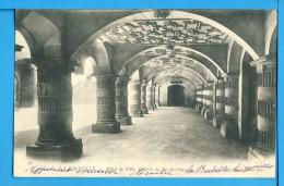 CP, 17, LA ROCHELLE, Hôtel De Ville Galerie Du Rez De Chaussée, Dos Simple, Voyagé En 1904 - La Rochelle