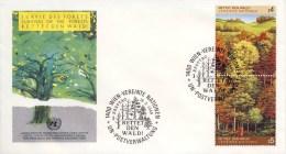 VN - FDC Blanco / Open Klep - 1988 - FDC