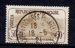 France Orphelins YT N° 153 Oblitéré. Très Beau Timbre. A Saisir! - Usati