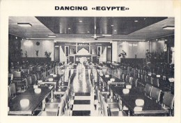 Reclamekaart (7 X 11cm) Heist-op-den-Berg Dancing Egypte Vetters Wijns Aarschotsesteenweg 82 - Heist-op-den-Berg