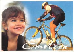 """Sports  Sport > Cyclisme   """"EMOTION""""  (B)  ( VTT V.T.T Vélo Cycle Bicycle) *PRIX FIXE - Cycling"""