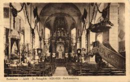 BELGIQUE - FLANDRE ORIENTALE - MERELBEKE - BOTTELARE - BOTTELAERE - Jubilé - St Annagilde - 1626-1926 - Kerkversiering - Merelbeke