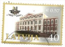 2013 Latvia 150th Anniversary Of Latvian University Of Agriculture CITY JELGAVA (o) - Lettland