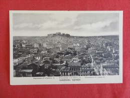 Greece  Athenes-   Panorama Of Athena 11 Not Mailed    F 1271 - Grèce