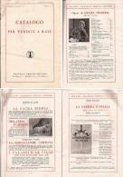 FRATELLI TREVES EDITORI MILANO CATALOGO VENDITE A RATE 1929 - Libri, Riviste, Fumetti
