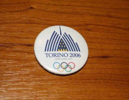 """Badge Des Jeux Olympiques """" TORINO 2006 Candidate City """" Italy - Turin 2006 Italie Giochi Olimpici Invernali - Apparel, Souvenirs & Other"""