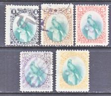 GUATEMALA  21-5    (o)    1881  ISSUE - Guatemala