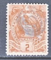 GUATEMALA  32    (o)   1886  ISSUE - Guatemala