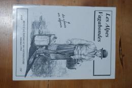 LES ALPES VAGABONDES, Revue De Poésie Et De Littérature, N°26, Printemps 1997, 44 Pages + Encart, Excellent état - Livres, BD, Revues
