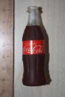 COCA COLA GOMME - Gomma Per Cancellare A Forma Di Bottiglia (anni '80) - Coca-Cola