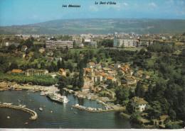 THONON-les-BAINS  (74)  Le Port, La Ville, Les Montagnes Du Chablais - Thonon-les-Bains