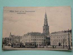 NICOLAI TAARN SET FRA CHRISTIANSBORG Kobenhavn ( D L C Nr.982 ) Anno 1912 ( Zie Foto Voor Details ) !! - Danemark