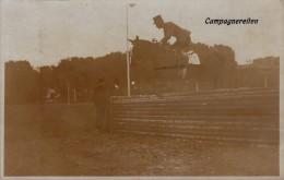 Carte Photo 1914 Kaiserpreis Vienne Kreau Campagnereiten Concours Hippique WW1 Guerre Soldats Horse 3 - Paarden
