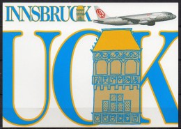 Carte Postale - Airbus A321-200 - NIKI - Neuve - 1946-....: Ere Moderne