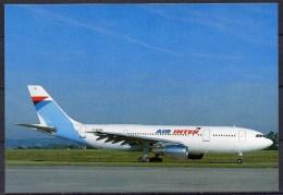Carte Postale - Airbus A300 B2 - Air Inter - Paris Orly - Neuve - 1946-....: Moderne