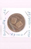 1 EURO De BONDOUFLE . 10 000 Exemplaires . - Euros Of The Cities
