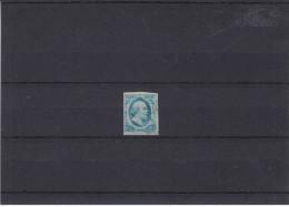 Pays Bas - Yvert 1 Oblitéré - Valeur 45 Euros - Used Stamps