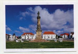 GERMANY - AK195363 Kriegerdenkmal Auf Dem Marktplatz Von Putbus - Ruegen