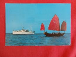 M/s Grand Bahama   Stamp & Cancel    Ref 1272 - Bahamas