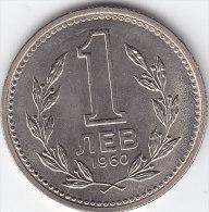 BULGARIA - 1 LEV 1960 UNC -  SEE PHOTO - Bulgaria