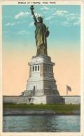 NEW YORK CITY        STATUE DE LA LIBERTE - Statue De La Liberté