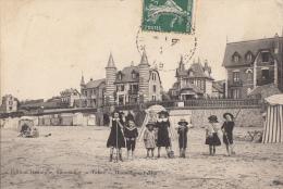 14- Blonville Sur Mer  La Plage  Avec Enfants - Unclassified