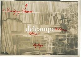 PHOTO AERIENNE WWI  (24.5.1917) - La Veuve, Infirmerie Camps - 1914-18