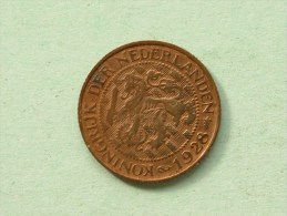 1928 - 1 CENT / KM 152 ( Uncleaned Coin / For Grade, Please See Photo ) !! - 1 Cent