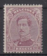 BELGIË - OBP - 1915 - Nr 140 Type I - MNH** - 1915-1920 Albert I