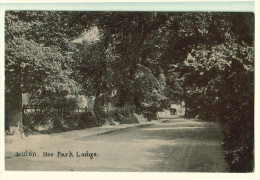 LUTON HOO Park Lodge 1907 - Non Classés