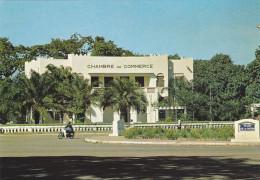 AFRIQUE,Haute Volta,colonie,burkina Faso,la Chambre De Commerce,la Place Des Nations,rare - Burkina Faso