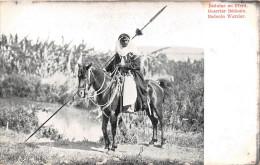 ¤¤  -  75  -  PALESTINE  -  Beduine Zu Pferd  -  Guerrier Bédouin  -  Bedouin Warrior    -  ¤¤ - Palestine