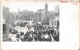 ¤¤  -  17  -  PALESTINE  -  BETHLEHEM    -  Markt  -  Marché  -  Market   -  ¤¤ - Palestine