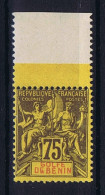 Benin: Yv Nr 31 MH/* - Benin (1892-1894)
