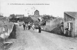 ¤¤  -  9  -   LA PLAINE-sur-MER  -  Arrivée Par La Route De Port-Giraud   -  ¤¤ - La-Plaine-sur-Mer