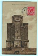 PAXTON Tower Near Llandilo 1921 - Caernarvonshire