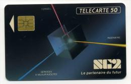 Télécarte 50 Unités SG2 Le Partenaire Du Futur 12/91 12300 Ex (lot 25) - Télécartes