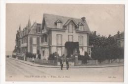 VILLERS SUR MER - Villas, Rue De Dives - Villers Sur Mer