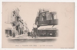VILLERS SUR MER - Rue Du Casino - Villers Sur Mer