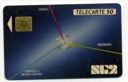 Télécarte 50 Unités SG2 Partenaires Du Progrès  11/90 1500 Ex (lot 26) - Télécartes