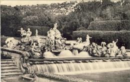 CASETA - Cascata Nel Parco Reale  - 2 Scans - Caserta