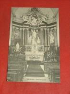 GENVAL  -  Maître-autel  -  1912 - Rixensart