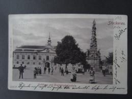 AK STOCKERAU B.Korneuburg Ca.1900 ////  D*11725 - Stockerau
