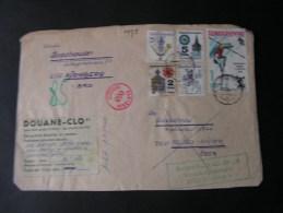 == CSR Cv,part Only 1978  Clo  Zoll Douane  Front Side Only . - Brieven En Documenten