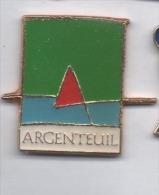 Ville D' Argenteuil - Städte