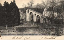 BELGIQUE - NAMUR - COUVIN - Ruines Des Anciens Hauts-Fourneaux - (Parc Promenade). - Couvin