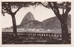 Vintage PC Rio De Janeiro - O Pao De Acucar (2712) - Rio De Janeiro